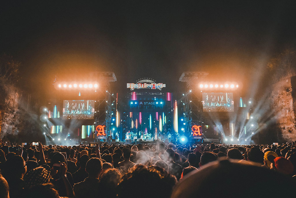 Soundrenaline 2018 from My Eye